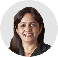 Mohana Radhakrishnan, VP of Client Services at Expertus